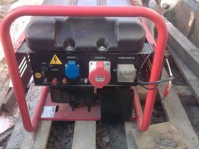 Бензогенератор endress ESE 606 DHS-ГТ ES