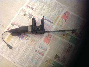 Пила ручная электрическая цепная интерскол пц-16Т