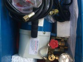 Опрессовочный насос электрический ниэ 6-60