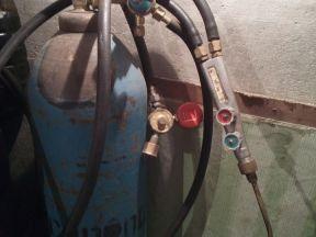 Пропановый газосварочный комплект