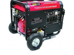 Генератор бензиновый Prorab 6600 EBA