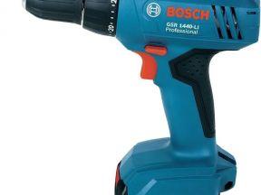 Дрель-шуруповёрт Bosch GSR 1440-LI (0615990HL6)