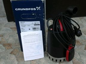 Дренажный насос Grundfos Unilift CC5-А1