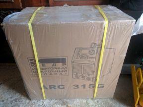 Инверторный сварочный аппарат Кедр ARC-315G