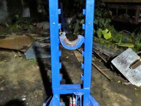 Домкрат кабельный гидравлический Katimex 4 тонны