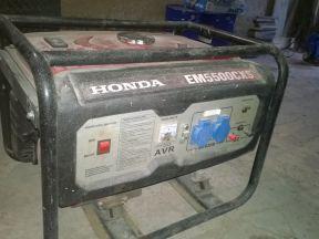 генератор бензиновый Хонда