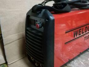 Weldo TIG 250 новый аргоно-дуговой сварочный ап
