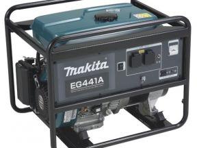 Бензиновый генератор Makita EG 441 A