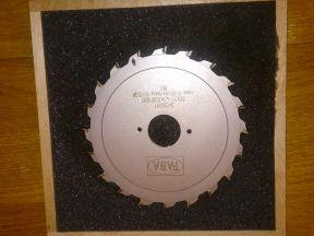 Пильный алмазный диск faba