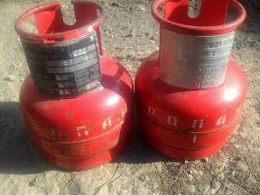 Пропановый газовый баллон 5 л