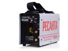 Сварочный аппарат Ресанта саи-190 новый