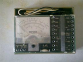 Электроизмерительный прибор типа 4323