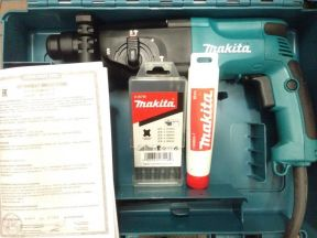 Перфоратор SDS-plus makita HR2450