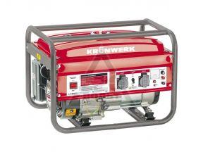 Новый бензиновый генератор kronwerk KB 3500