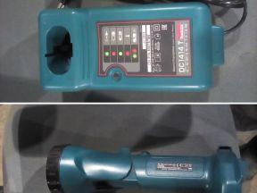 Новые зарядные устройство и фонарики Makita