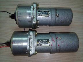 Двигатель постоянного тока Д - 10ару-2, Д-5тв