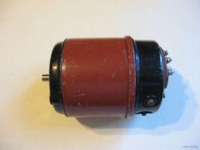 Электродвигатель сл-367 пост. тока коллекторный