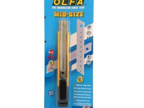 Нож Япония olfa MT-1 + набор лезвий на год 10 шт