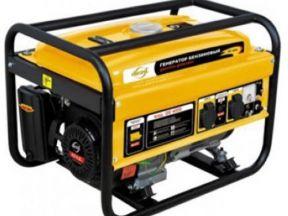 Бензиновый генератор - Генератор denzel GE 2500 2