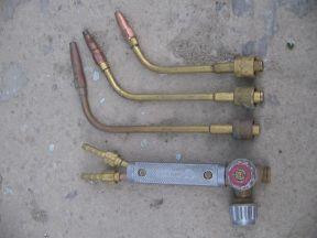 Газовая горелка для газосварки