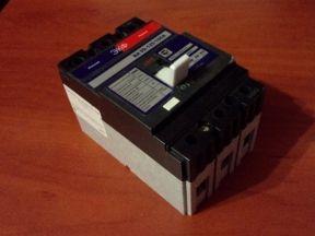 Автоматический выключатель BA 99-125/100А (экф)