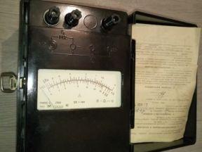 Мегаомметр М4100/1 (3)