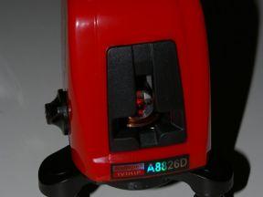 Лазерный уровень (нивелир). 2 луча