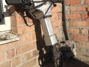 Отбойный молоток, бетонолом