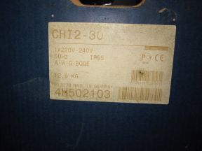 Центробежный насос CHI 2-30