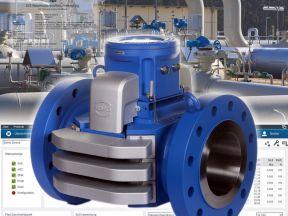 Ультразвуковой счетчик газа RMG USM ГТ-400