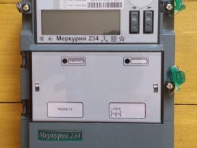 """Счетчик трёхфазный """"Меркурий 234 М-artm-02 PBL2"""""""