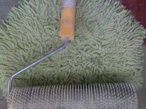 Валик игольчатый для наливных полов б/у