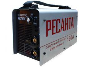 Сварочный аппарат Ресанта саи 190А новый