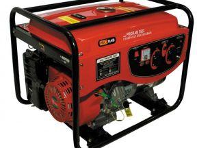Бензиновый генератор Prorab 5502 двухполюсной