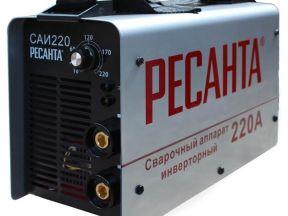 Сварочный аппарат ресанта ресанта саи-220
