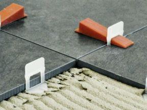 Система укладки плитки karofit