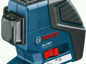 Лазерный уровень Bosch GLL 3-80 Профессионал