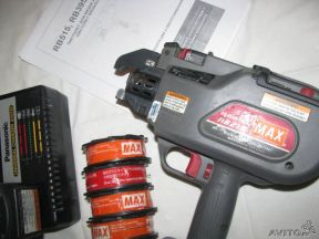 Пистолет для вязки арматуры МАХ,МАКС RB215