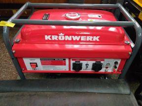 Генератор бензиновый kronwerk KB 3500