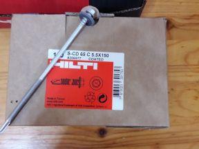 Hilti Шуруп для сэндвич-панелей с шайбой 19 мм