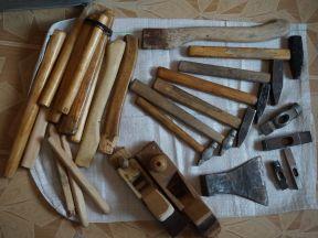 Разнообразные инструменты в т. ч. времен СССР