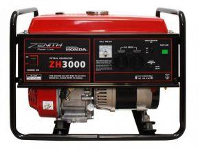 Генератор Хонда zenith (зенит) ZH 3000 новый
