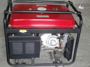 Бензиновый генератор elitech бэс 5000 Е