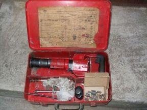 Пистолет монтажный однозарядный пц-84