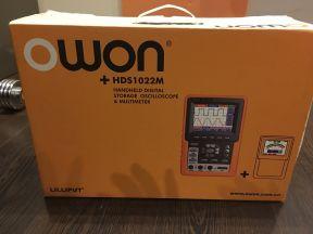Осцилограф HDS1022M owon (новый)