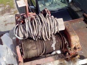 Лебедка электрическая тл-9А-1