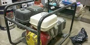 Бензиновый генератор Europower EP6000P 6 kW/220V