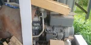 Электростанция с дизель-генератором есс 62-4У2