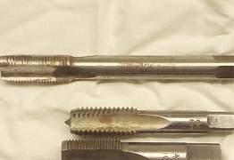 Свёрла,метчики и плашки времён СССР