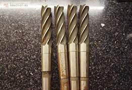 Быстрорежущая сталь фрезы Р5М5 фрезы концевые